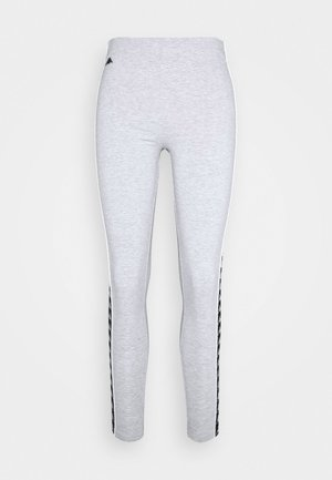 HANNE - Leggings - high-rise melange