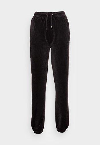 LILIAN JOGGERS - Spodnie treningowe - black