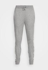 KARL LAGERFELD - LOUNGE UNISEX - Pyjama bottoms - grey melange - 4