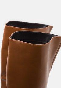 RAID - GRESHA - High heeled boots - tan - 5