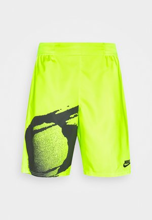 SLAM - Sports shorts - hot lime/black/black