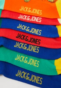 Jack & Jones - JACFOOD MIX SHORT SOCK 7 PACK - Skarpety - surf the web - 2