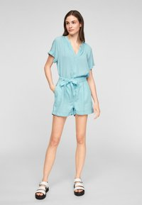 QS by s.Oliver - Blouse - turquoise - 1