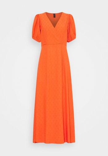 YASALLY ANKLE DRESS - Vestito lungo - tigerlily