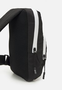 EA7 Emporio Armani - UNISEX - Across body bag - black/white - 4