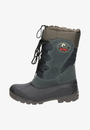 Snowboots  - grijs
