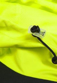 Nike SB - ANORAK UNISEX - Veste coupe-vent - black/cyber/black/anthracite - 2