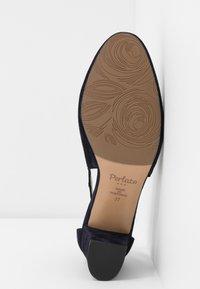 PERLATO - Classic heels - river - 6