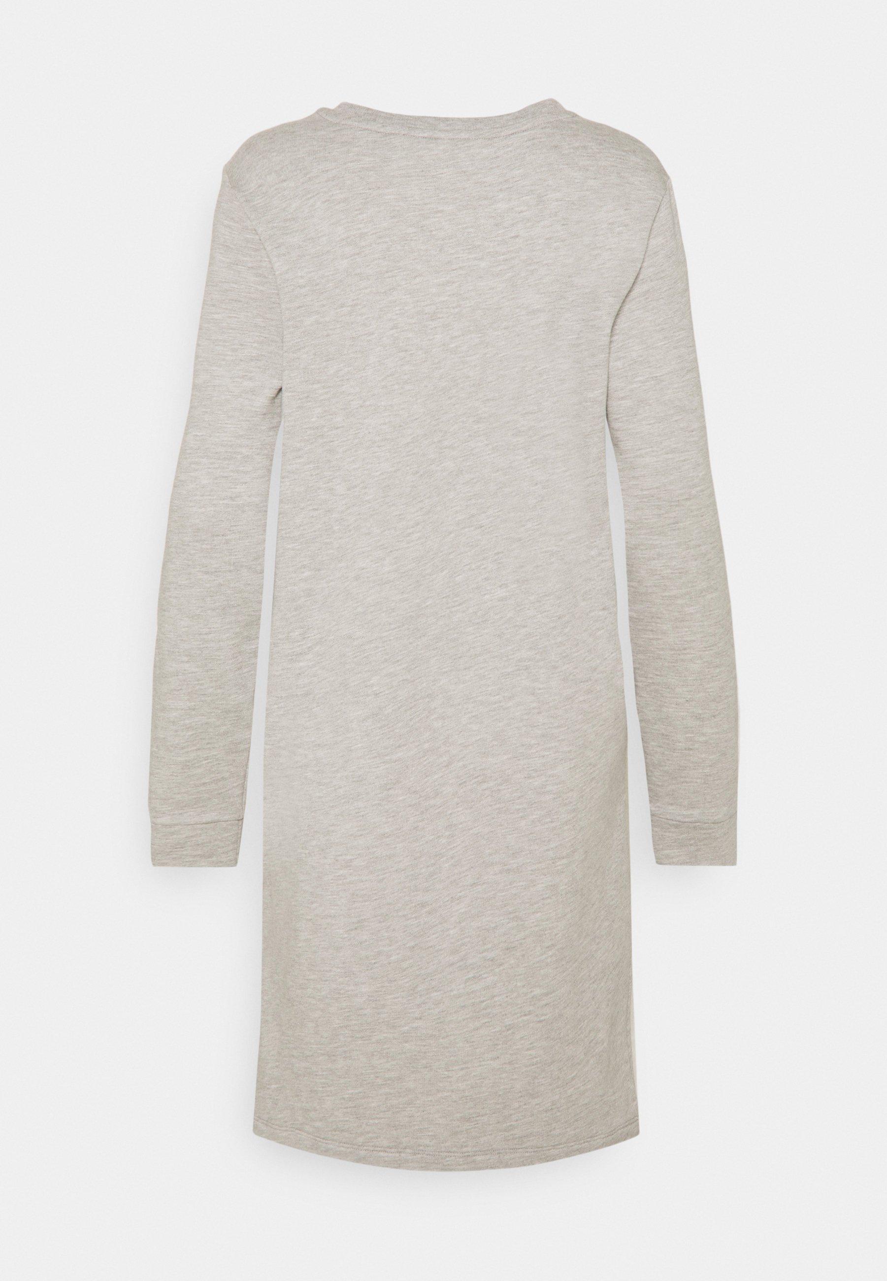 Women ONLDREAMER LIFE CREW NECK DRESS - Day dress