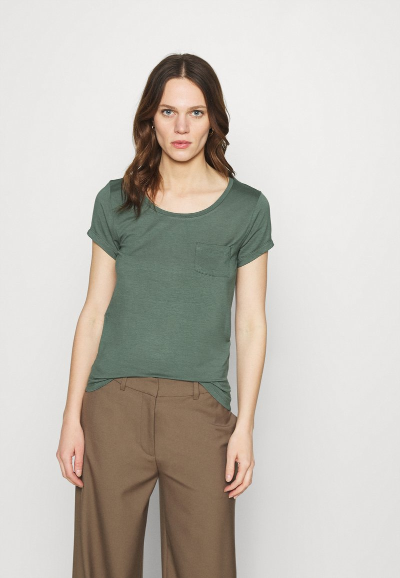 Zign - T-paita - light green