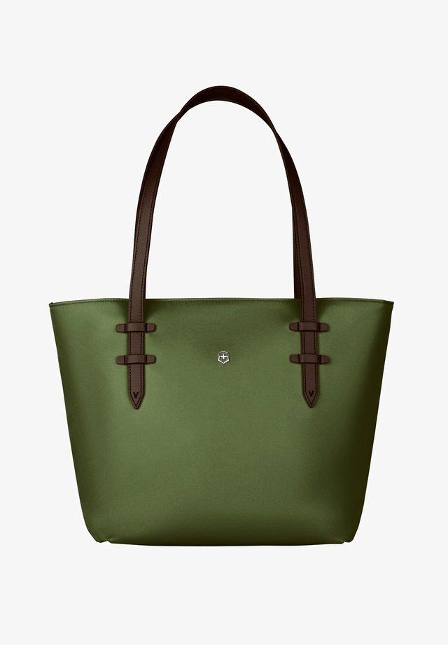 VICTORIA  - Tote bag - olive