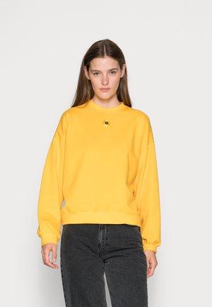FLEUR - Sweater - yellow