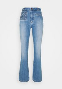 See by Chloé - Flared Jeans - shady cobalt - 0