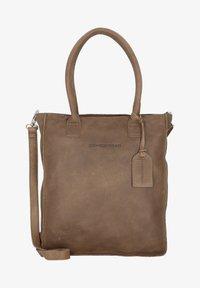 Cowboysbag - LAPTOPFACH - Tote bag - storm grey - 0