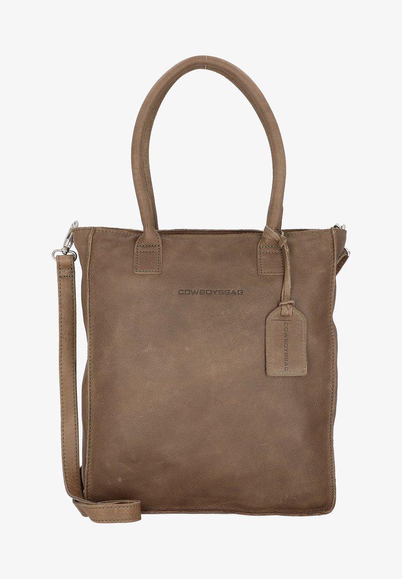 Cowboysbag - LAPTOPFACH - Tote bag - storm grey