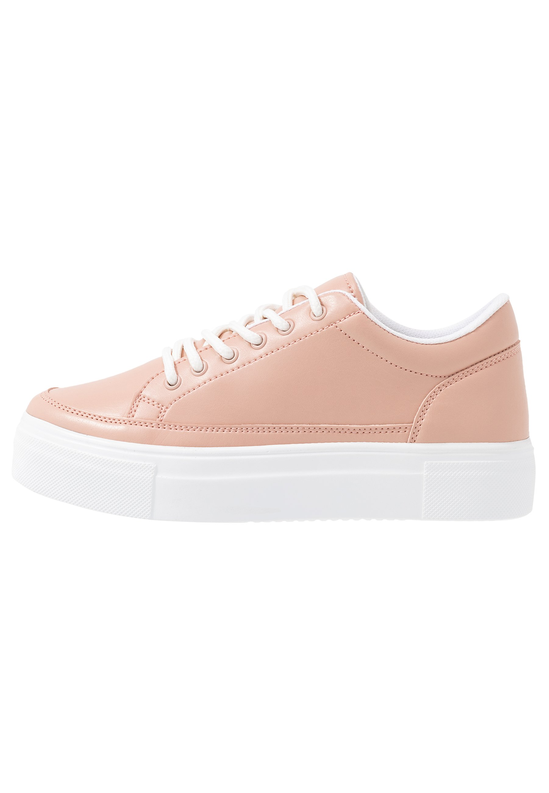 Nly By Nelly Perfect Platform - Sneaker Low White/weiß