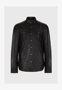 AllSaints - IRWIN - Shirt - black - 2