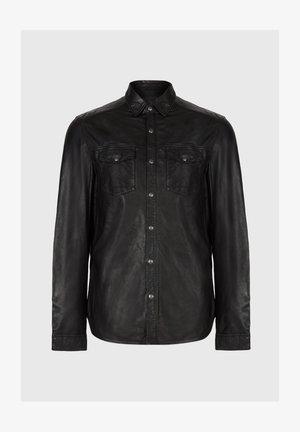 IRWIN - Hemd - black
