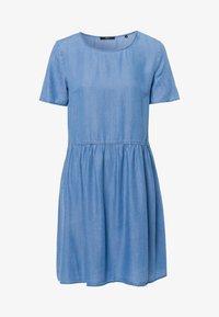 zero - Denim dress - mid blue soft wash - 4