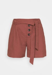 ONLY - ONLVIVA EMERY BELT - Shorts - apple butter - 3