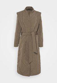 Bruuns Bazaar - HYACINTH JOANNE COAT - Classic coat - bungee brown - 0