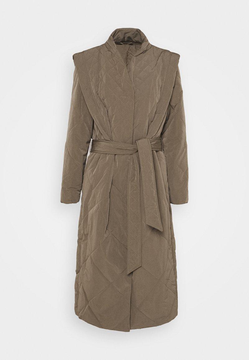 Bruuns Bazaar - HYACINTH JOANNE COAT - Classic coat - bungee brown