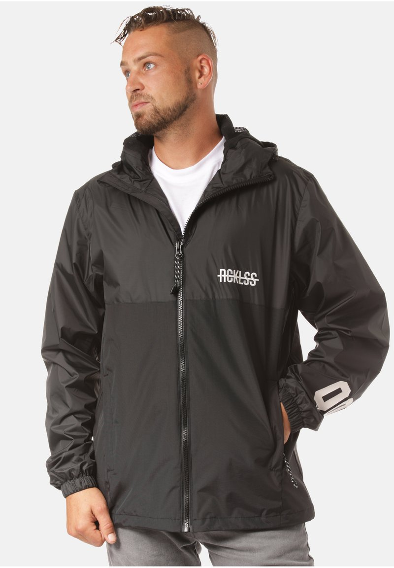 Young and Reckless - Outdoor jacket - black