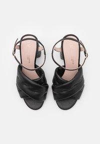 L37 - PARTY UP THE STREET - Sandaler med høye hæler - black - 2