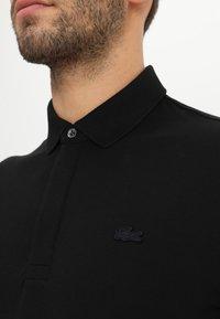 Lacoste - Polo shirt - noir - 4