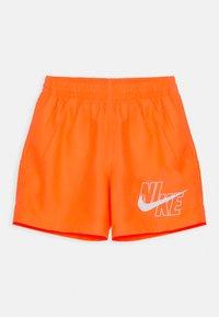 Nike Performance - VOLLEY - Swimming shorts - orange - 0
