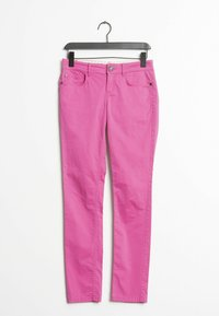 Stefanel - Trousers - pink - 0