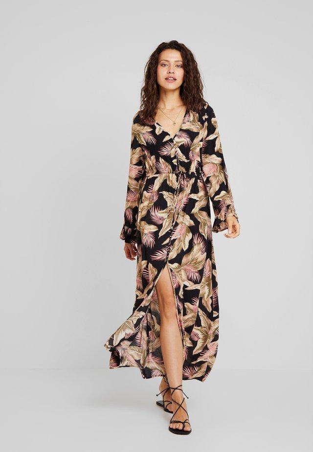 VALLETTA - Maxi šaty - black