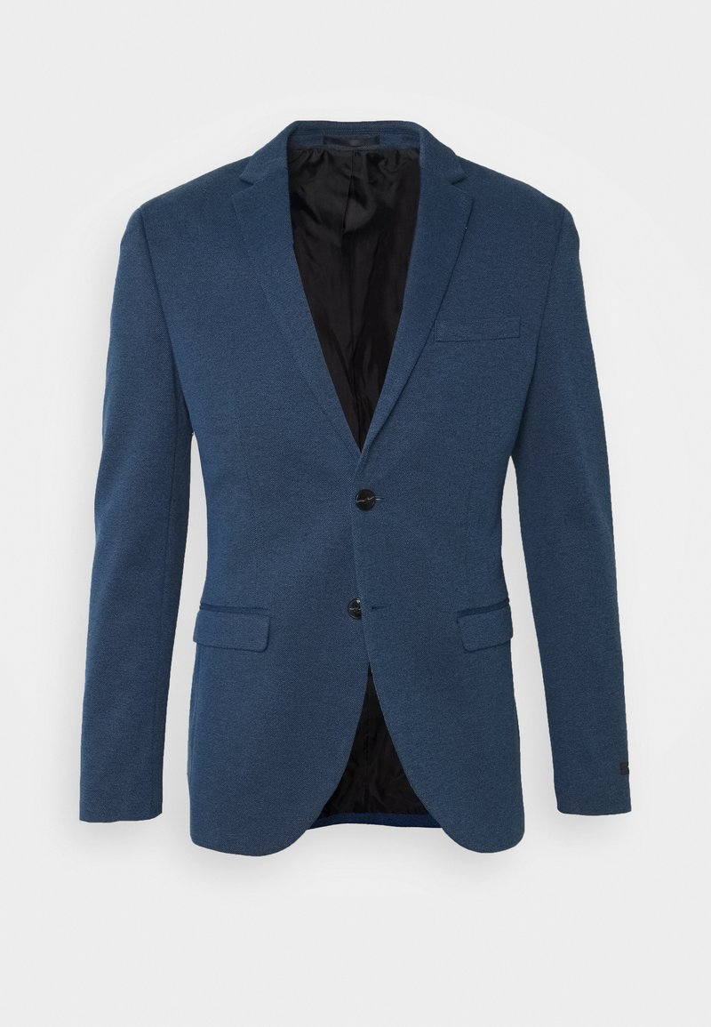 Jack & Jones PREMIUM - JJMIKKEL - Blazer jacket - blue