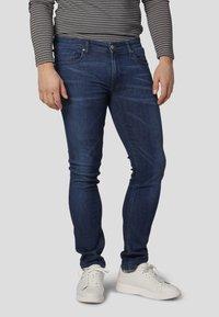 MARCUS - Jeans Slim Fit - idaho medium used - 0