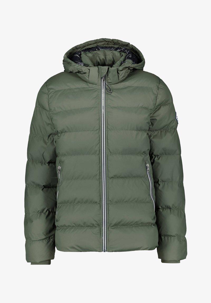 GANT - Winter jacket - oliv