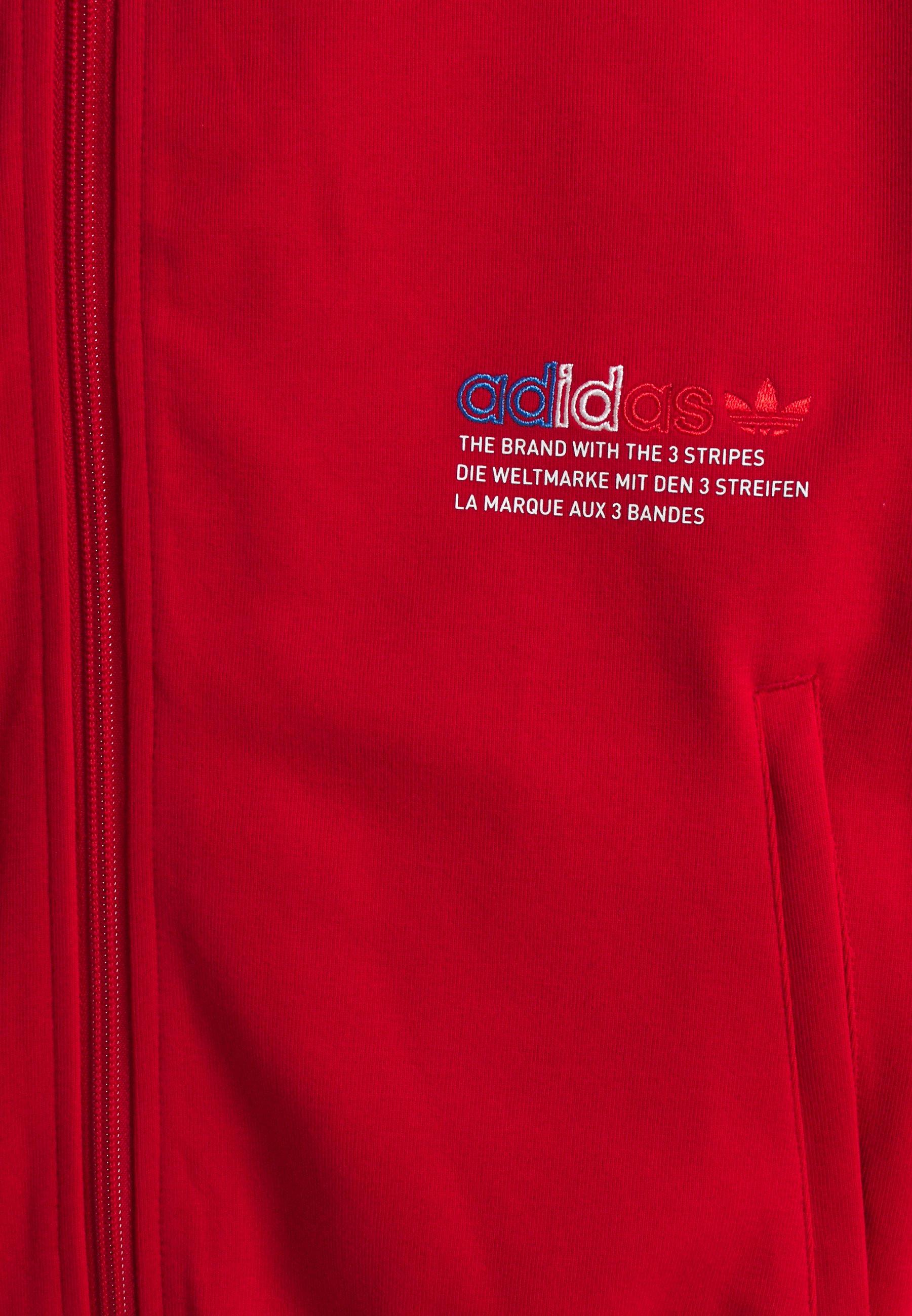 Women ADICOLOR FTO TRACK TOP - Training jacket
