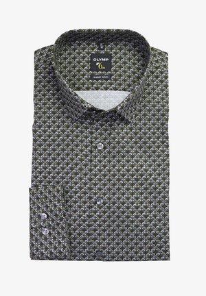 SIX SUPER SLIM - Shirt - grün - petrol