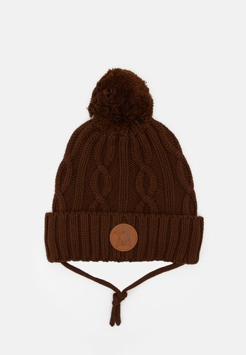 CABLE POMPOM UNISEX