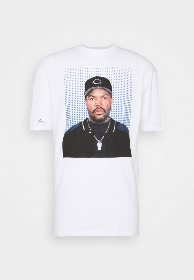 TODAY - T-shirts med print - white