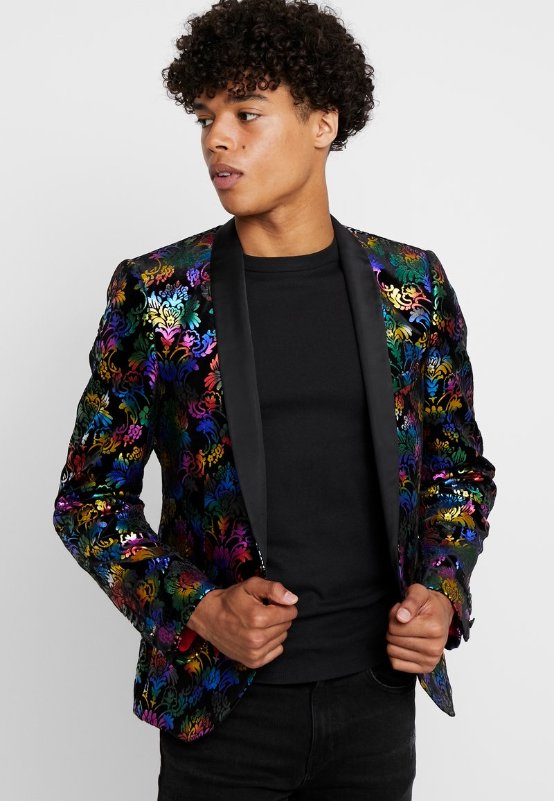 Twisted Tailor - KATYA JACKET EXCLUSIVE PRIDE - Giacca elegante - rainbow
