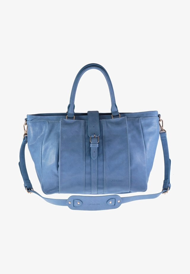 Shopper - bleu ciel