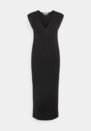 LE MUSCLE V DRESS - Trikoomekko - noir