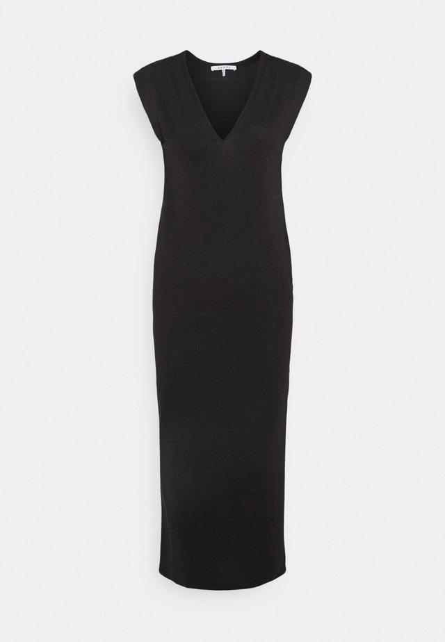 LE MUSCLE V DRESS - Jerseyjurk - noir