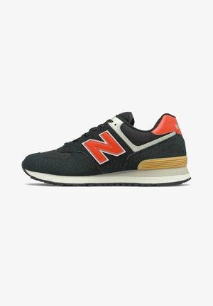 574 - Sneakers - black/ghostpepper