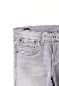 Pepe Jeans - PIXLETTE - Jeans Skinny Fit - grey denim - 4