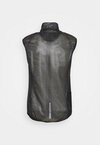 Rukka - MELDOIS - Waistcoat - black - 1