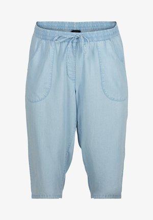 3/4-HOSE - Shorts - light blue