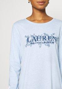 Lauren Ralph Lauren - SLEEPSHIRT - Camicia da notte - blue - 5