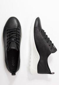 ECCO - FLEXURE RUNNER - Sneakers laag - black - 3