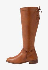 mint&berry - Boots - cognac - 1